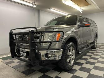 2013 Ford F-150 XLT Texas Edition SuperCrew 4WD Low Miles Extra Clean Lots of Upgrades!!!