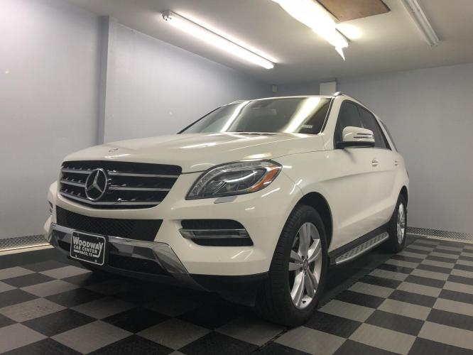 2013 Mercedes-Benz M-Class ML350 4MATIC Loaded Extra Clean!!!