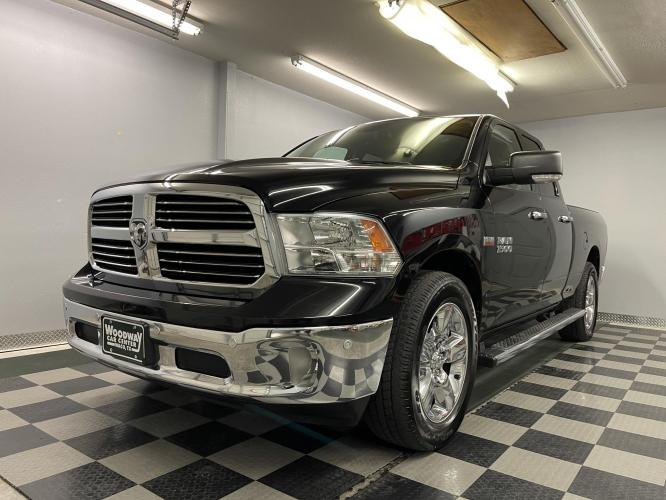 2015 RAM 1500 SLT QuadCab Lonestar Extra Clean One-Owner