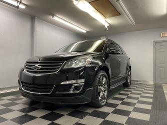 2017 Chevrolet Traverse Blackout Edition Loaded One-Owner!!!