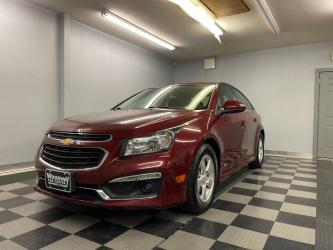 2015 Chevrolet Cruze LT RS Package One-Owner!!!