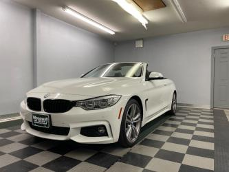 2016 BMW 4-Series 435i Hard Top Convertible M-Sport One-Owner Rare Find!!!