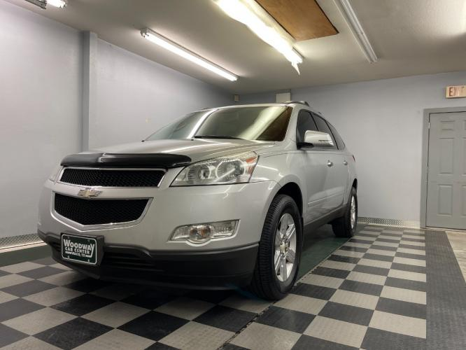 2011 Chevrolet Traverse LT AWD 3rd Row Seating Loaded!!!
